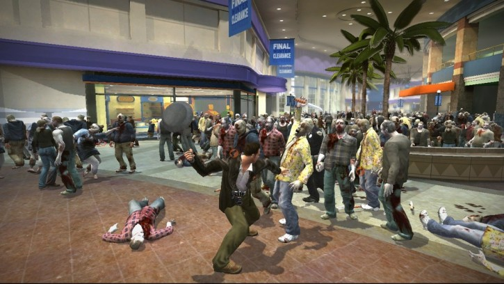 Dead Rising Xbox 1 One First Game