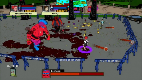 Ugly Americans Review – PSN/XBLA