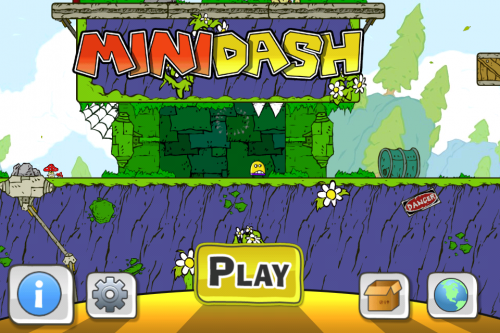 Mini Dash – iOS Review: Fun, Fast and Addictive
