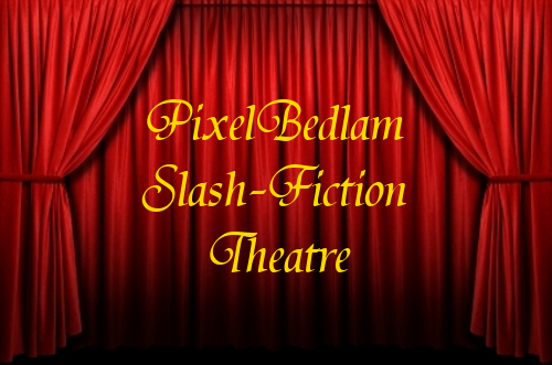 PixelBedlam Slash Fiction Theatre Vol.1 – A Minecraft Love Story (NSFW)