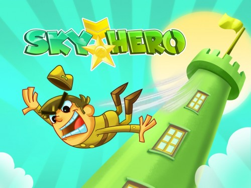 sky hero screen 1