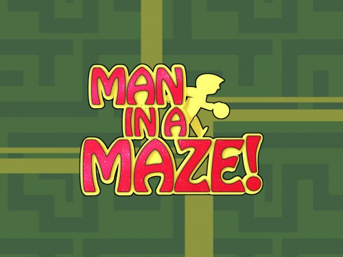 Man in a Maze – iOS Review