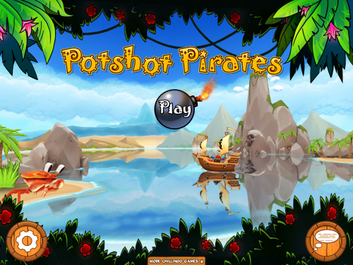 Potshot Pirates – iOS Review