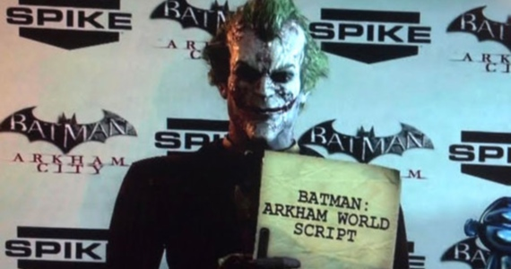 Batman Arkham World