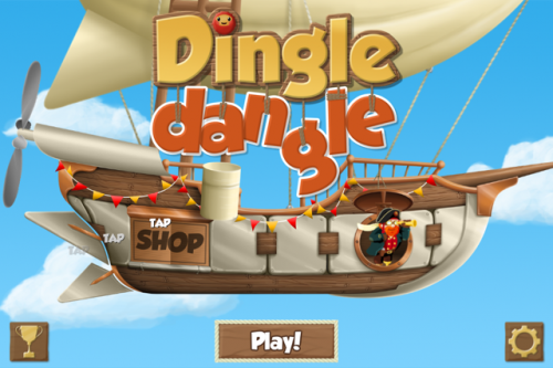 Addicted to Dangling for Dingles – Dingle Dangle iPhone/iPad Review