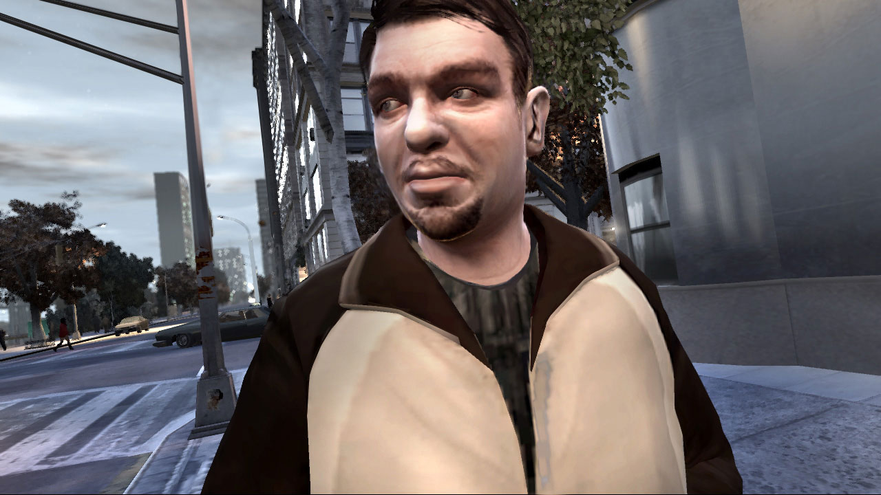 GTA IV Roman 2