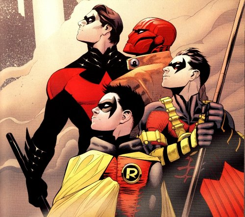 The Many Robins Of Batman – The Weird World Of Comics