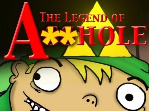 The_Legend_of_A_hole_ZELDA_PARODY
