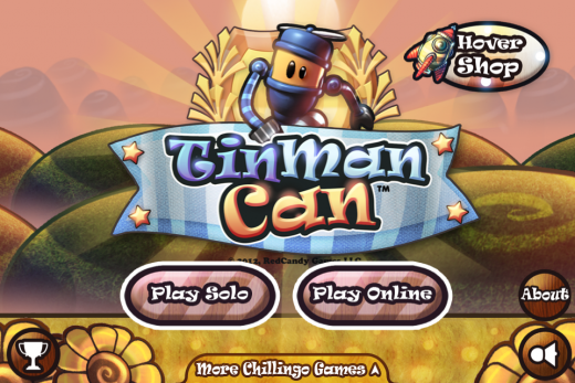 Tin Man Can – iPhone/iPad Review