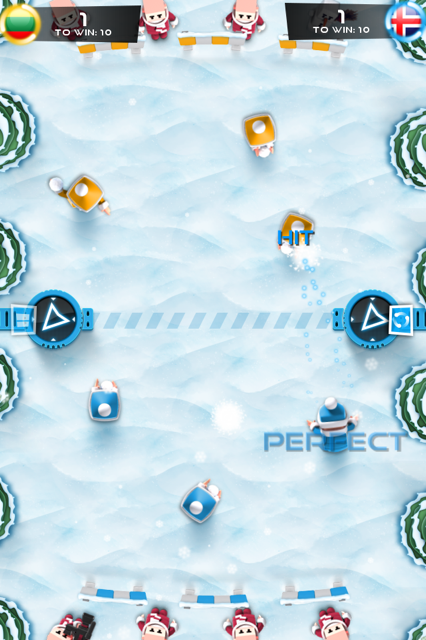 Flick Champions Winter Sports – iPad/iPhone Review