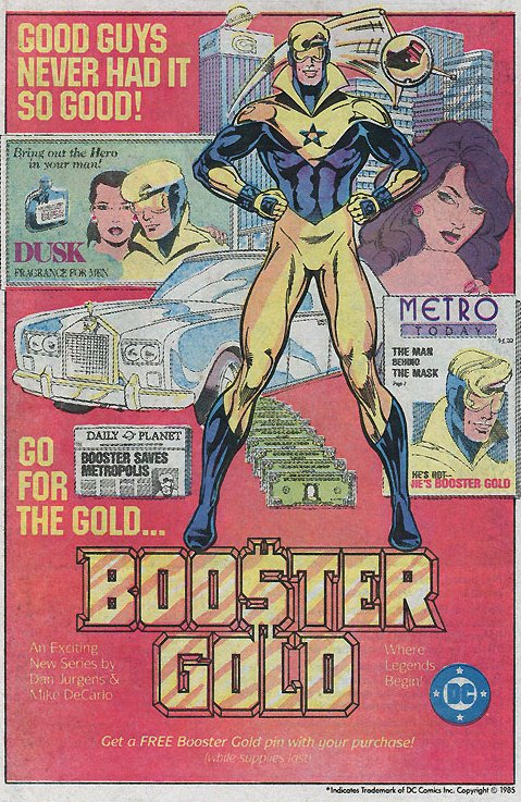 BoosterGold80s