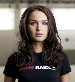 Camilla Luddington Tomb Raider
