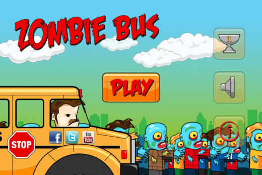 Zombie Bus – iPad/iPhone Review