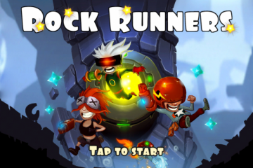 Rock Runners title