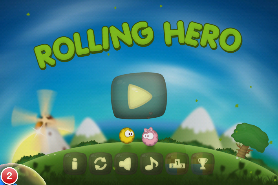 Rolling Hero – iPad/iPhone Review