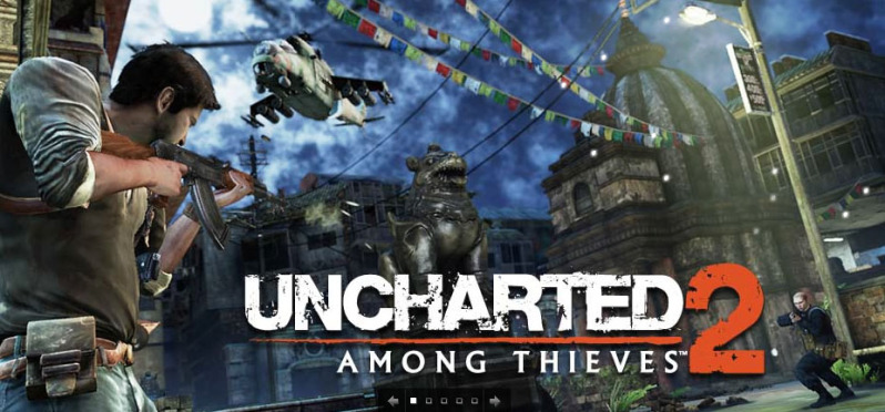 Late To The Party: Uncharted 2: Among Thieves