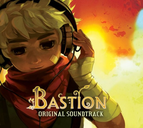 Bastion Soundtrack Cover