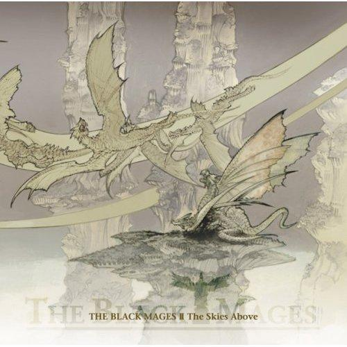Black Mages II The Skies Above Cover