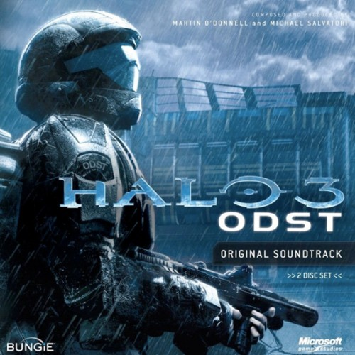 Halo 3 ODST Original Soundtrack Cover