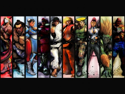 Top 20 Street Fighter Facts