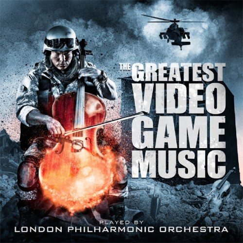 The Greatest Video Game Music 1 Cover