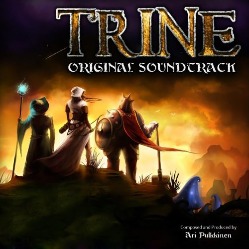Trine Soundtrack Cover