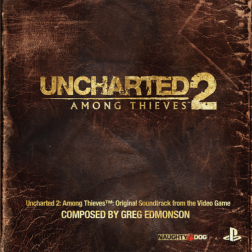 Uncharted 2 Soundtrack Cover