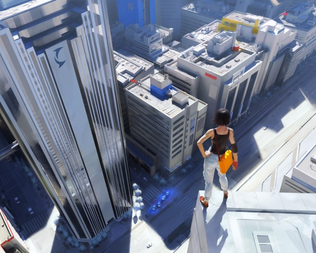 Mirror's Edge Mirror's Edge 2 Frostbite Engine Wallpaper HD Faith 4