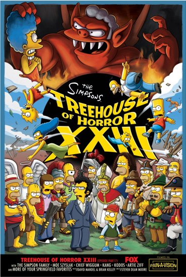 There are more Treehouse of Horror episodes than there are Firefly episodes.