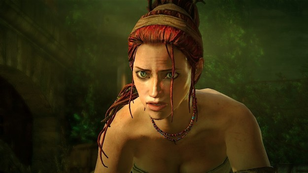 Enslaved Odyssey To The West Trip Screenshot Game Escort Mission