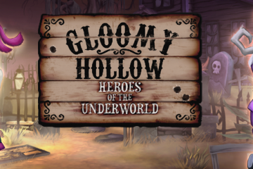 Gloomy Hollow iOS Review Game Screen Title