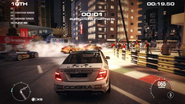 Grid 2 Car Game Review Crash Xbox 360 PS3 PC 2