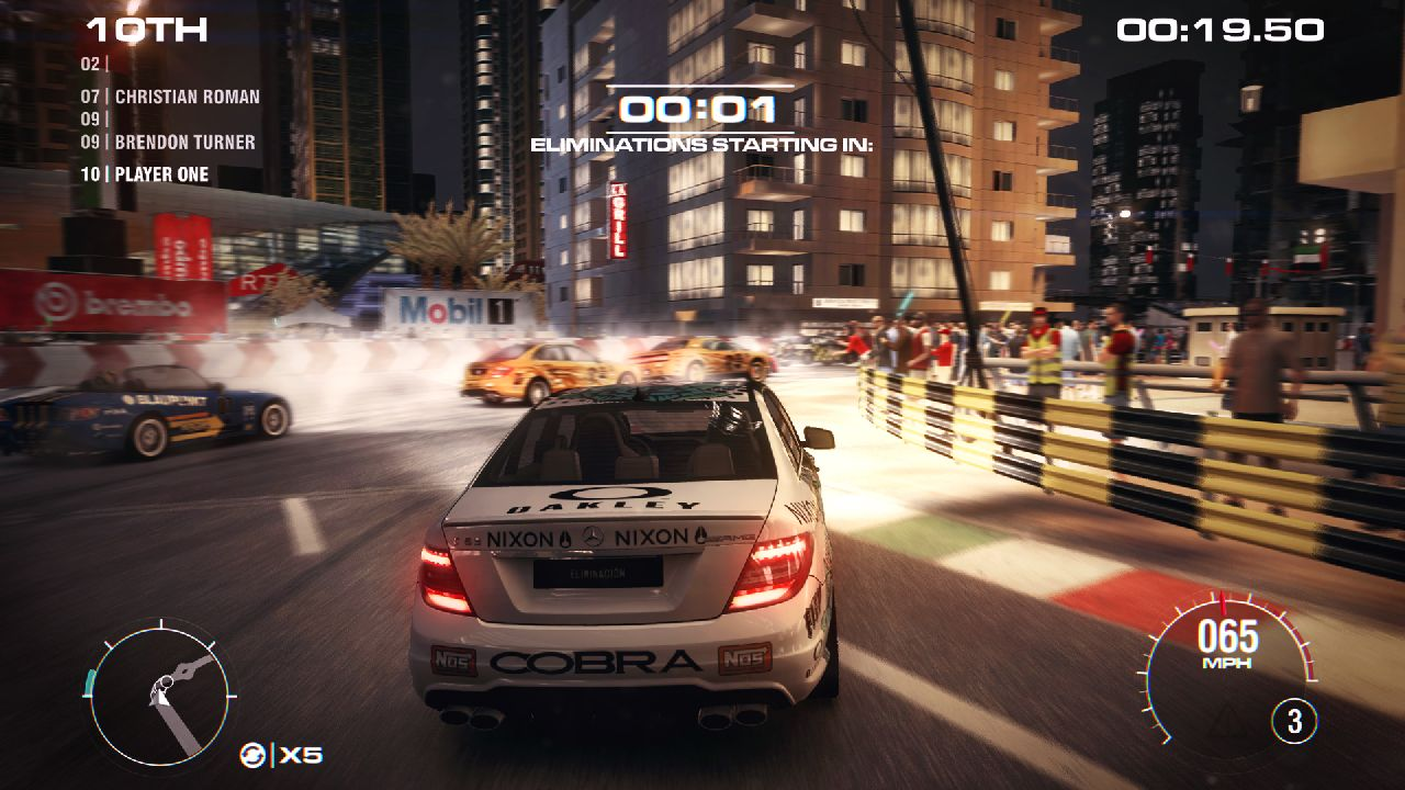Grid 2 Car Game Review Crash Xbox 360 PS3 PC 2 | PixelBedlam
