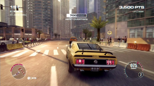 Grid 2 Car Game Review Crash Xbox 360 PS3 PC 5