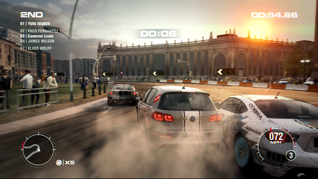 Grid 2 Car Game Review Crash Xbox 360 PS3 PC 6 | PixelBedlam