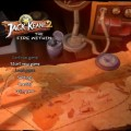 Jack Keane 2: The Fire Within title screen