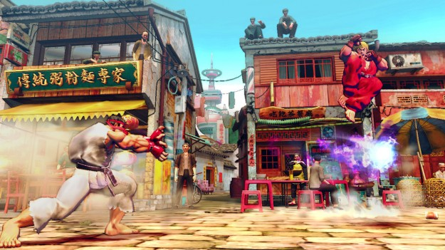 Street Fighter Hadouken Ryu Red