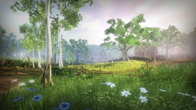 fable World trees acorn