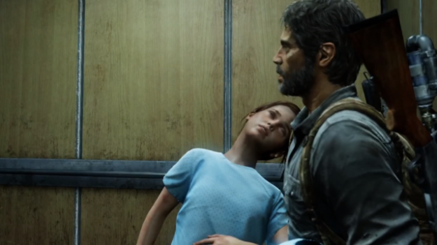 Ellie Joel Last of Us Hospital Ending Screenshot Game
