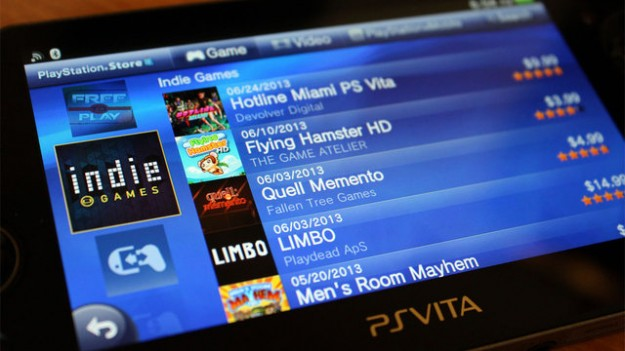 PS Vita Indie Games Playstation