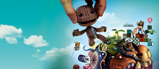 Playstation Vita Little Big Planet PS