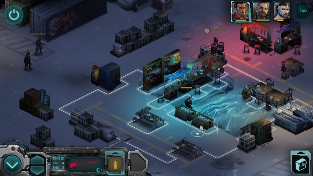 ShadowRun Returns Gameplay Screenshot 3