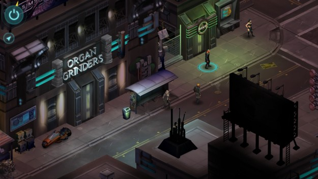 ShadowRun Returns Gameplay Screenshot 4