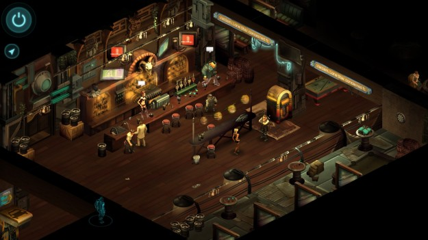 ShadowRun Returns Gameplay Screenshot 5