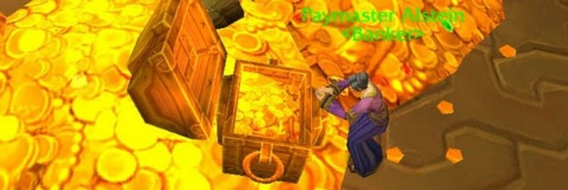 World of Warcraft MicroTransactions Shop Gold