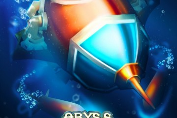 Abyss Attack Title Screen iOS Review.jpg