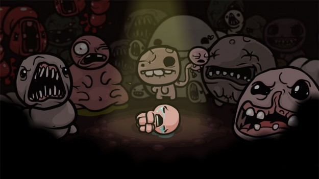 Binding of Issac Indie Game PC Steam