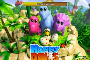 Happy Dinos iOS Chillingo Game 1