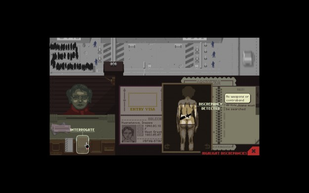 Papers Please Screenshot Steam Gameplay Logo Game (3)