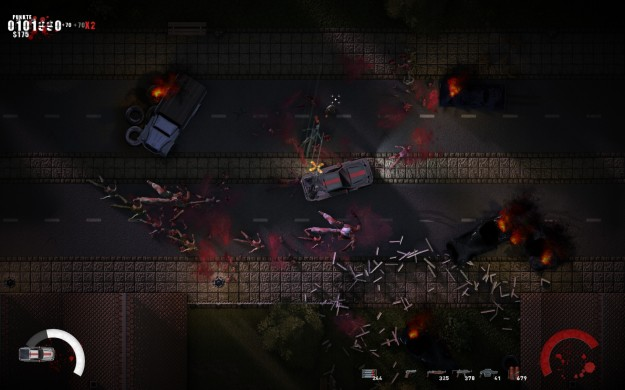 Splatter Indie Game Pc Review 3